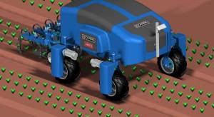 Stworzono robota do pielęgnacji upraw i analizy parametrów gleby