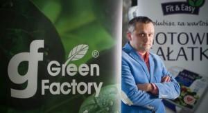 Green Factory rozwija portfolio i dywersyfikuje rynku zbytu (video)