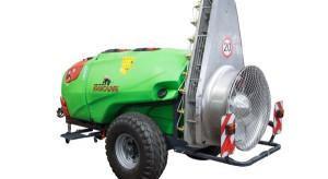 Fabryka Krukowiak inwestuje w produkcję maszyn sadowniczych