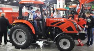 Ursus poszerza ofertę ciągników dla sadowników i ogrodników (video)