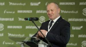 Sawicki: Resort nie zajmuje się skupem płodów rolnych, a uruchamianiem PROW