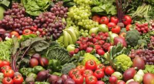 Znany sportowiec zachęca do jedzenia owoców i warzyw