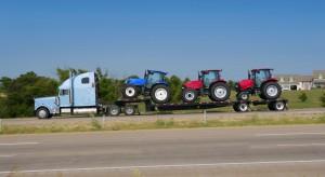 Czerwiec rekordowym miesiącem sprzedaży ciągników