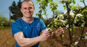 Młodzi rolnicy chcą szybko osiągnąć pułap nowoczesnych gospodarstw (video)