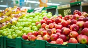 Ceny jabłek w sieciach handlowych wahają się między 1,29-3,69 zł/kg