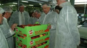 Rajpol przejmuje grupę producentów owoców Ewelina