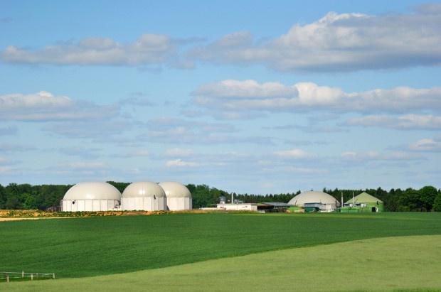 Minister energii postawi na biogazownie