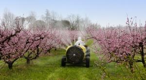 Do 26.11.2016 r. trzeba przeprowadzić kontrolę sprzętu do aplikacji pestycydów