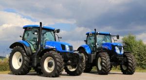 New Holland sprzedał 2056 ciągników w 2015 r.
