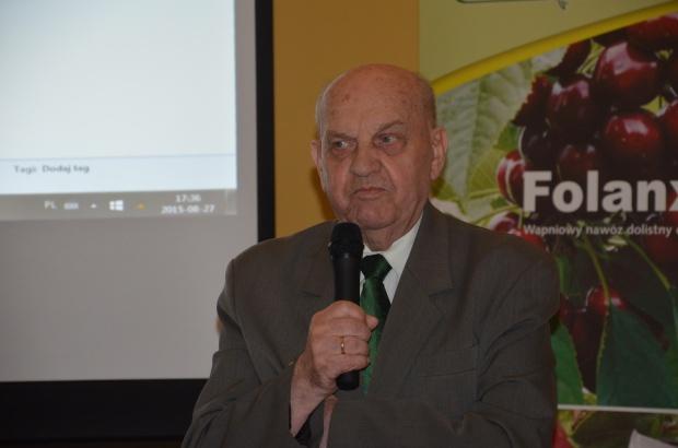 Prof. Makosz: Konieczne jest opracowanie strategii rozwoju produkcji jabłek w Polsce