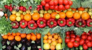 Unijna konsumpcja owoców i warzyw cały czas rośnie