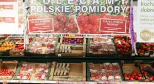 Rekordowe wzrosty sprzedaży owoców i warzyw w sieciach handlowych