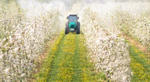 Ochrona sadów przed chwastami w okresie kwitnienia