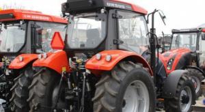Ursus zwiększył w maju sprzedaż nowych ciągników o 55 proc. rdr