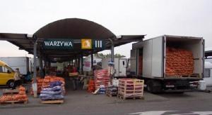 Sandomierski rynek hurtowy zostanie zlikwidowany