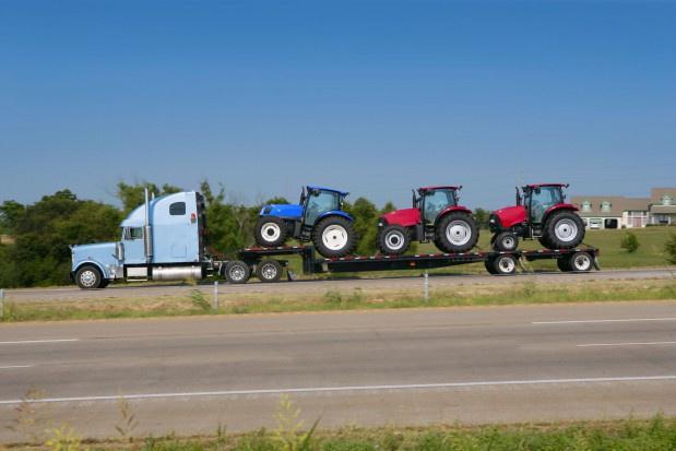 W czerwcu br. zarejestrowano 731 nowych ciągników