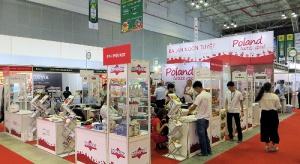 Polska żywność na targach w Wietnamie