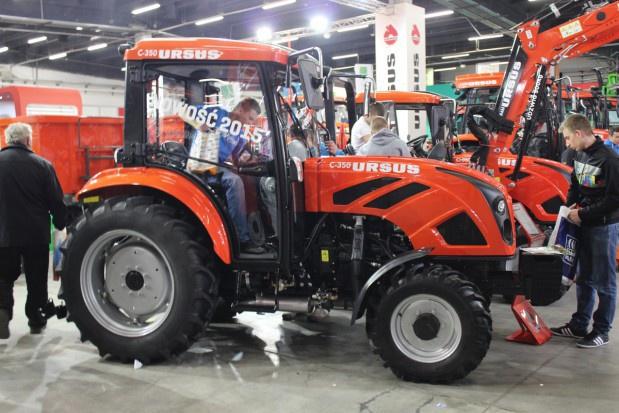 """Ursus zamierza """"drukować"""" części do traktorów"""