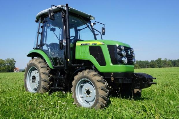 Nowa marka ciągników dla sadowników i warzywników - Zoomlion