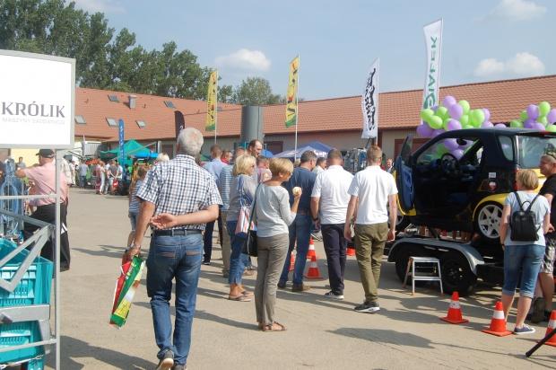 XX Otwarty Dzień Sadu Doświadczalnego SGGW (zdjęcia)