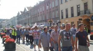 Mija miesiąc od protestu sadowników. Nie ma odpowiedzi ze strony władz