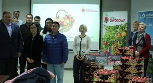 Inspektorzy AQSIQ odwiedzili Unię Owocową