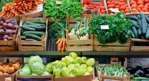 Bronisze: Ceny hurtowe owoców i warzyw znacznie niższe niż rok temu