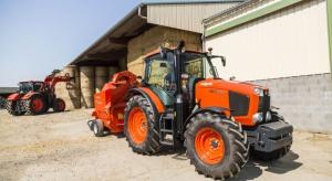 Kubota zaprezentowała nową gamę ciągników MGX III