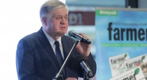 Farmer na Narodowym: Jurgiel zapowiedział reformę administracji rolnej w 2017 r.