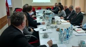 Spotkanie międzyinstytucjonalnej grupy ds. nielegalnych śor