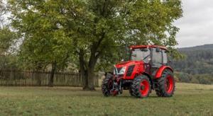 Zetor wprowadza nowy model ciągników - Major HS