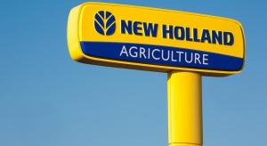 Marka New Holland liderem sprzedaży ciągników w 2016 r.