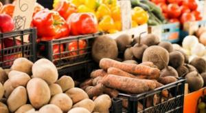Bronisze: Tanieją importowane warzywa. Ceny krajowych o połowę niższe niż rok temu