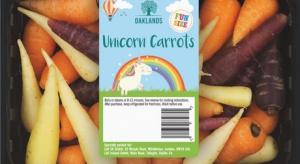 Lidl wprowadza nową linię warzyw dedykowaną dzieciom