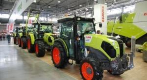 Nowy model ciągnika sadowniczego - Claas Nexos