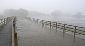 IMGW: ostrzeżenia hydrologiczne dla dwóch województw