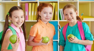 Ekipa Chrumasa - nowy serial animowany promujący spożywanie owoców i warzyw w szkole