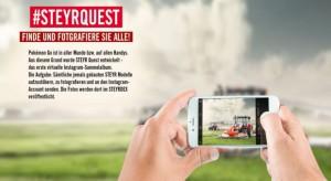 Steyr publikuje wirtualny album z wizerunkami 140 ciągników