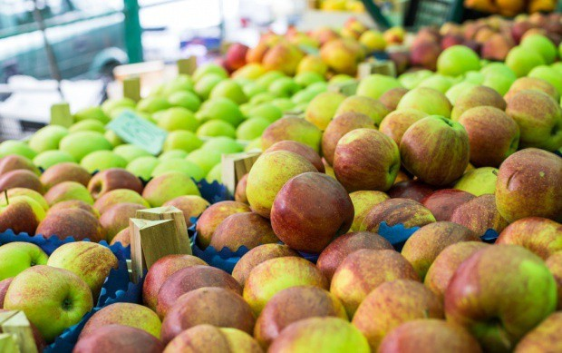 Bronisze: Ceny wczesnych jabłek prawie dwukrotnie wyższe niż rok temu