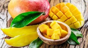 Mango łagodzi objawy zapalenia jelit
