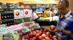 Chiński importer jabłek z Polski: Nie możemy jeszcze mówić o sukcesie