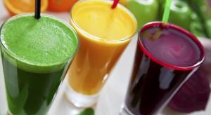 Soki owocowo-warzywne korzystne dla zdrowia