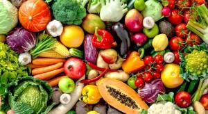 Spożycie warzyw utrzymuje się na stałym poziomie, w owocach – niewielki wzrost