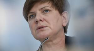 Premier Szydło: Polska jest przeciwnikiem zniesienia sankcji wobec Rosji