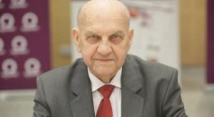 Prof. Makosz: Kto dostosuje swoją produkcją jabłek do wymagań osiągnie bardzo dobre wyniki ekonomiczne