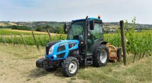 Landini stawia na ciągniki specjalistyczne dla sadów