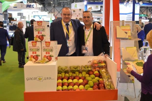 Polacy chcą się promować! Wystawcy na targach Fruit Attraction w Madrycie (zdjęcia)