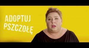 """Dorota Wellman ambasadorką akcji """"Adoptuj pszczołę"""" (wideo)"""