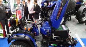 Na Agritechnice prezentowano elektryczny mini ciągnik z Indii