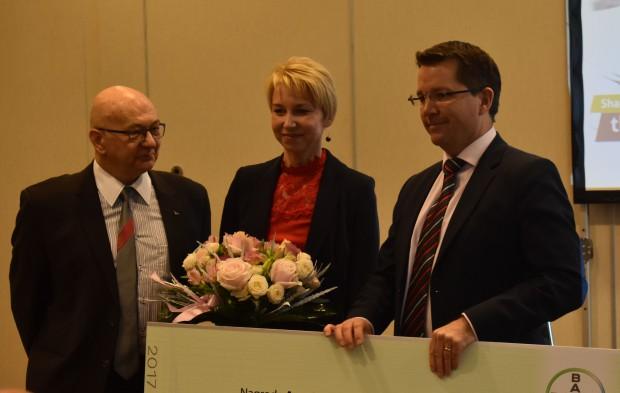 Przyznano nagrodę AgroBioTop za badania dotyczące wirusologii roślin